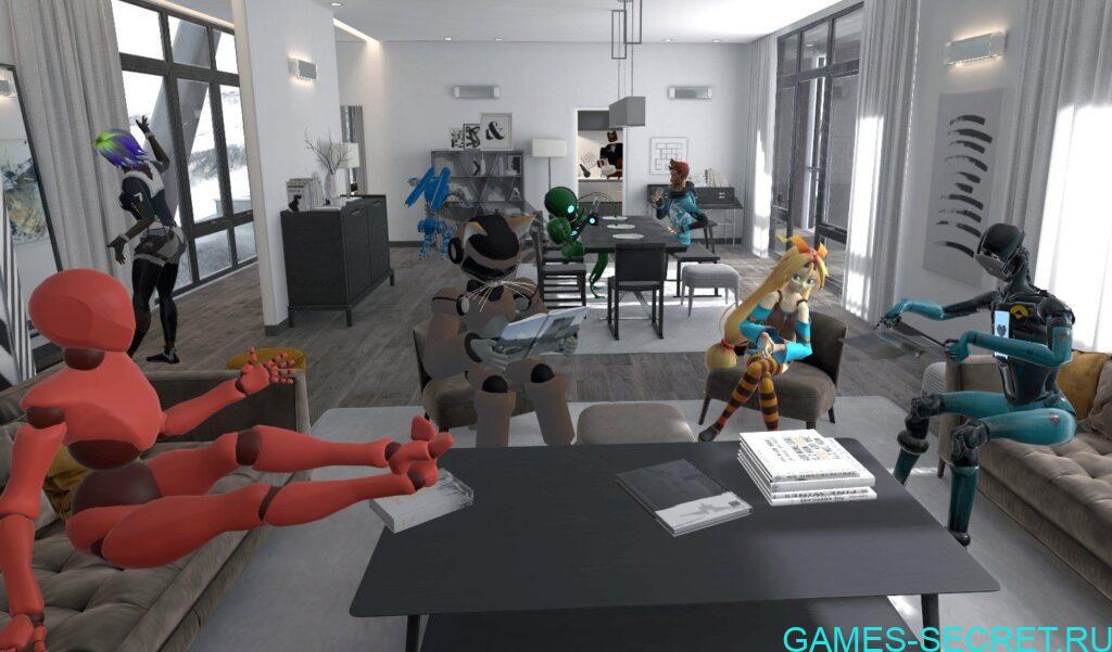 VR Chat steam