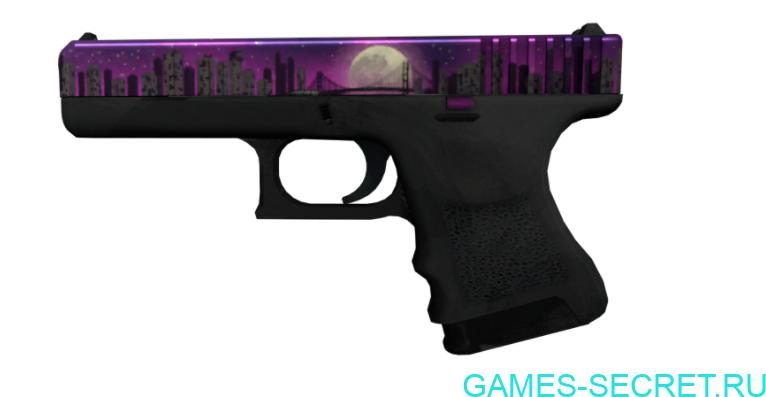 Glock-18 | Лунная ночь CS:GO