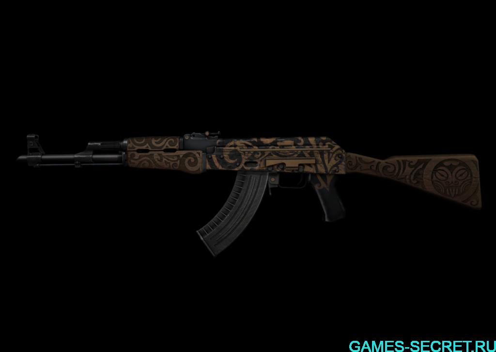 AK-47 | Затерянная земля CS:GO