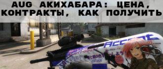 ауг акихабара cs:go
