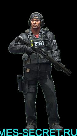 Майкл Сайферс | ФБР: снайпер CS:GO